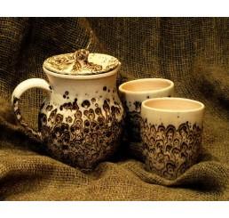 Уроки керамики горшки и кружки